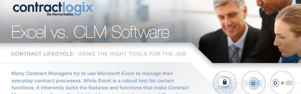 Excel vs. CLM