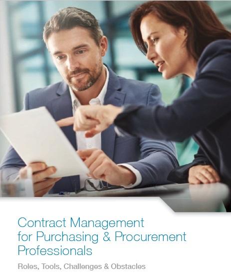 Contract Management for Purchasing & Procurement Professionals
