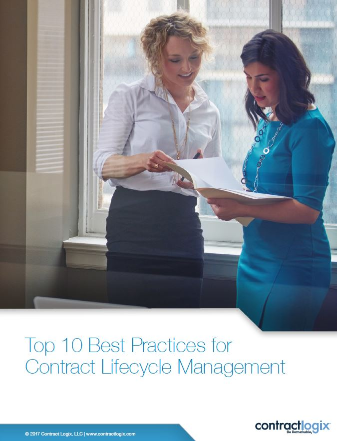Top 10 Best Practices for CLM