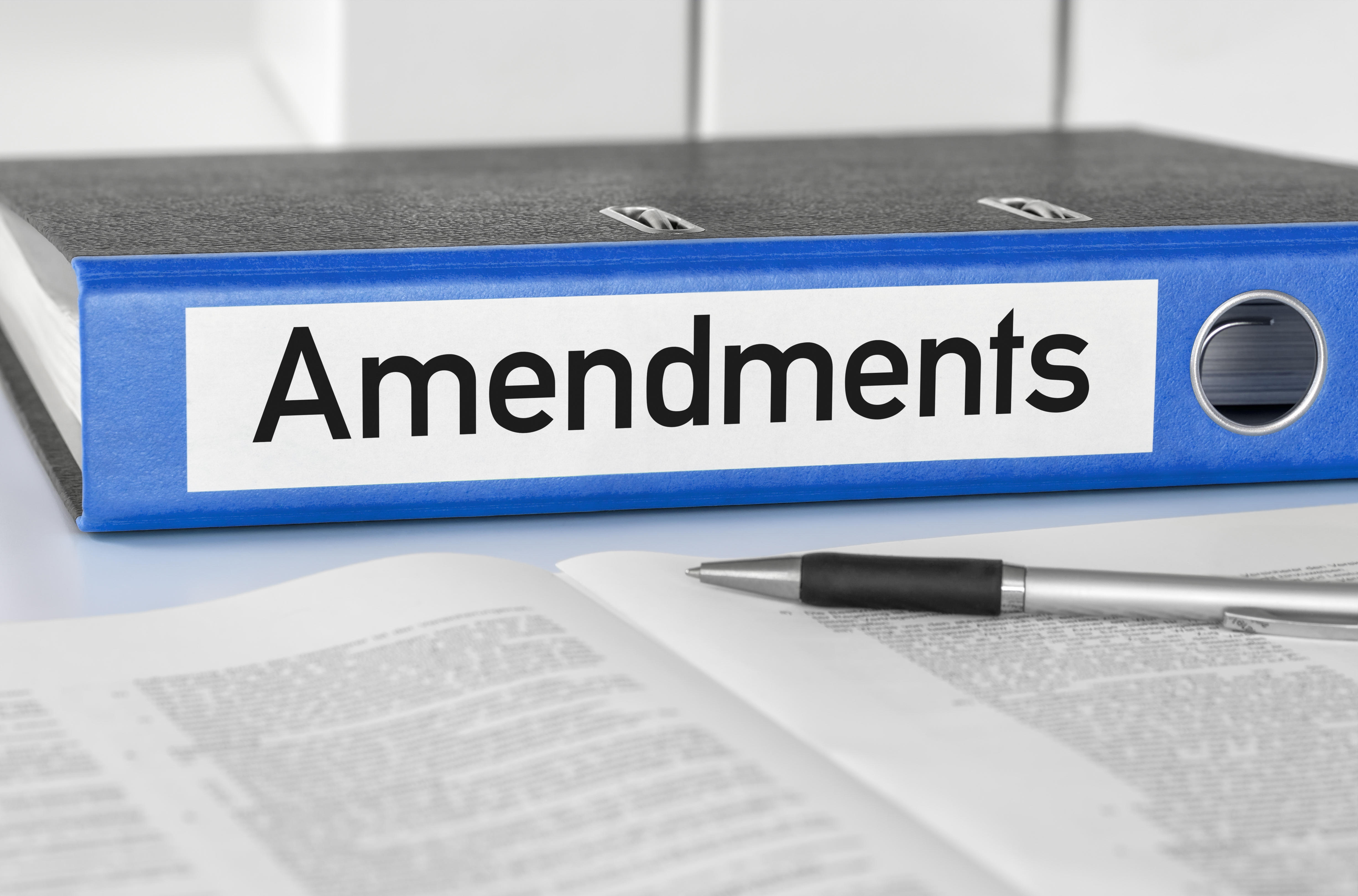 Managing Contract Amendments and Addendums