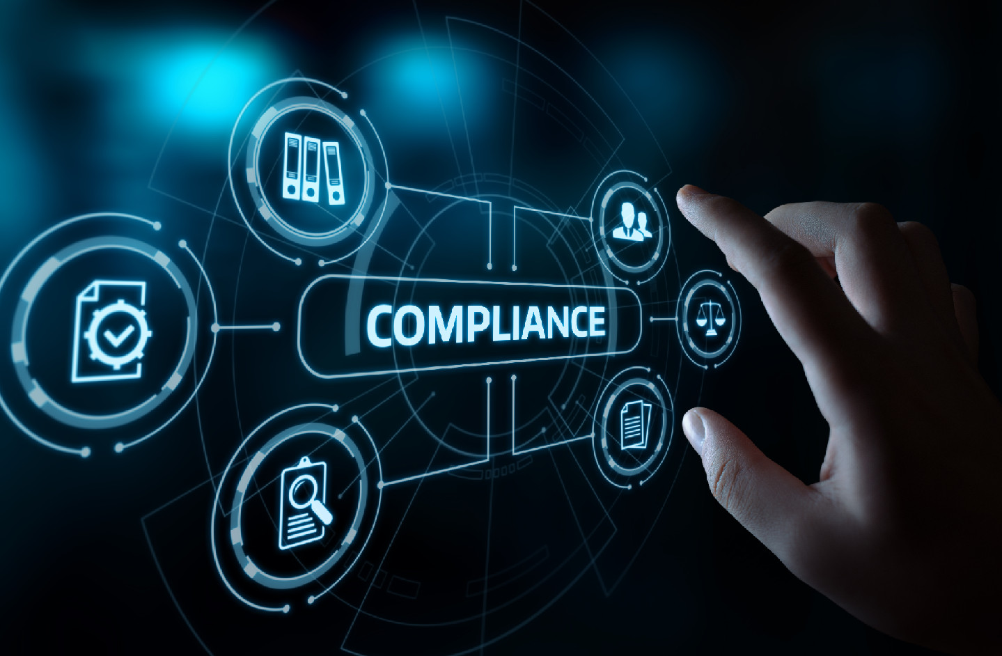 Controlling Your Business Process Through Contract Enforcement