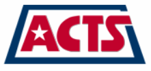 ACTS-Aviation Security
