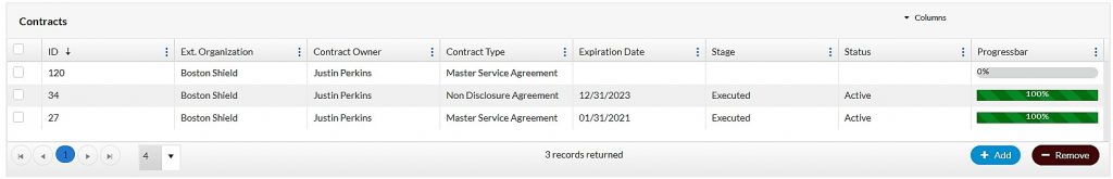contract relationship management