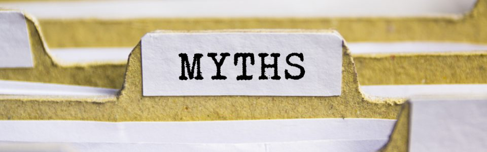 myths about contract management