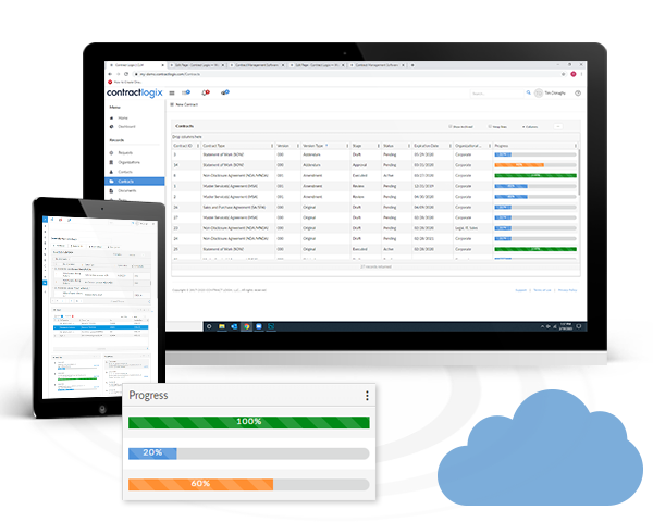 Contract Management Platform Oveview