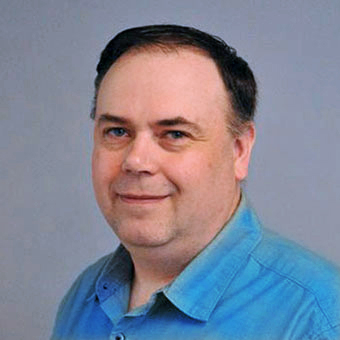 Jeremy Harp Director of IT & Security Contract Logix CMS