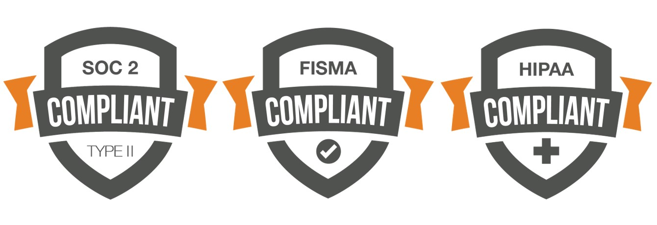 Compliance-badges