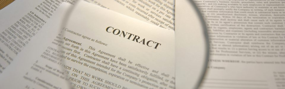 contract risk assessment tools