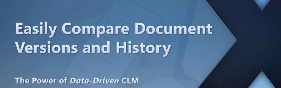 Compare Document Versions and History