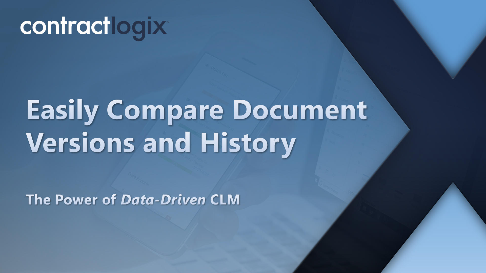 Express CMS Contract Management Software