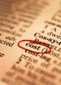 contract management cost
